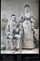 Hertzog, photographer of Nazareth, PA