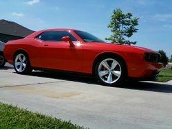 Mirta S.------Dodge Challenger