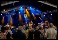 Carl Wyatt & The Delta Voodoo Kings - Festival Vache de Blues