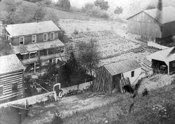 Samuel and Mary Kissinger Farm - 1890