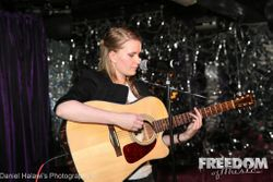 KF live at the Freedom Bar in Soho circa 2012