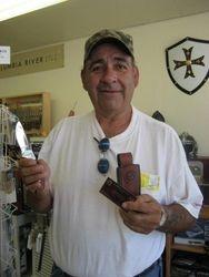 Nick -  Winner of an Albert Trujillo Custom Knife