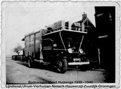 Bode Wagen (Purlator) 1939 / 1945
