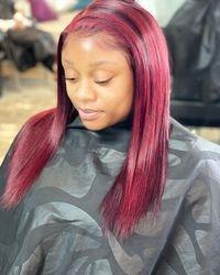 Glueless Wig