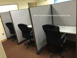 used cubicle assembly service in district heights MD