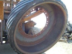 Rear Drivewheel @ 80%+