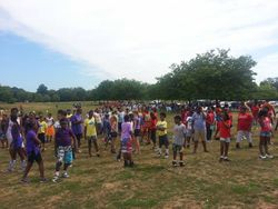 City of New Haven Park & Rec Field Day