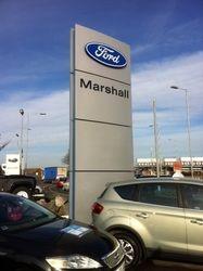 Ford Marshalls Motor Group