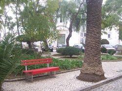 Park in Tavira Square