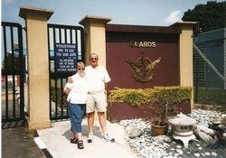 Dieppe Barracks 2001