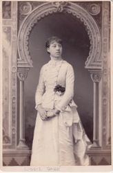 Lizzie Gage of St. Louis, Missouri
