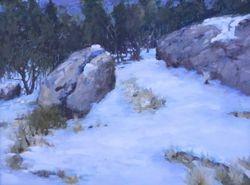 Hwy 141 Snow 2014