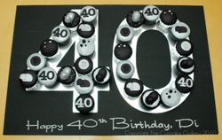 Birthday age board