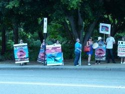 Taiji Dolphin Action Day