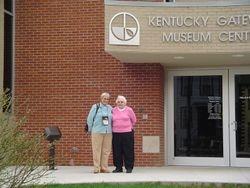 Kathleen Browning & Phyllis Stafford