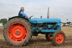 Fordson Major tractor E1ADDN
