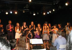 Summer Showcase 2012