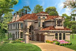 New Construction - Mediterranean