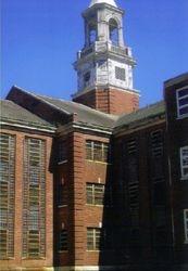 Stately cupola