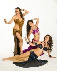 Cabaret Bellydance group