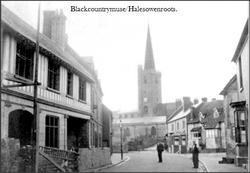 Townsend, Halesowen.