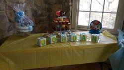 Block Cakes