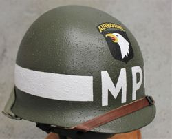 101st Airborne Div. MP, WWII: