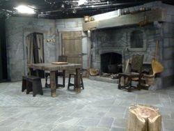 The Executioner's living quarters
