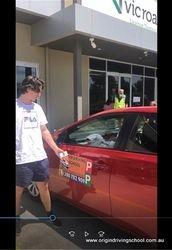 Deer Park VicRoads Pass First Time !! Well Done Raffael | Richmond | Melbourne | Preston | Dallas