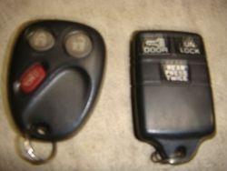 Keyless Entry Remotes