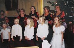 Joulukonsertti koskelan kirkossa