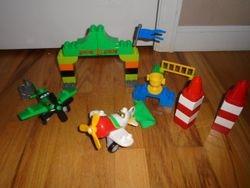 LEGO DUPLO #10510 Disney Planes Ripslingers Air Race - $30