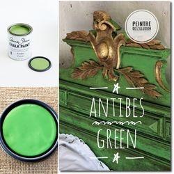Antibes Green Chalk Paint Annie Sloan