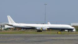 Heavylift PNG Douglas DC-8-73F OB-2059-P