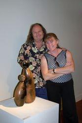 Le Roy Lucian and Marsha Judd