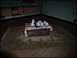 """Vortex"" room"