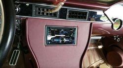 55 Chevy JVC KW-R920BTS