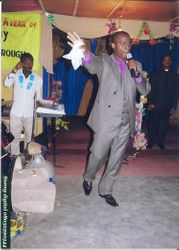 Healing Crusade in ULi