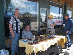 Mike Mooney, John Owens, & Jack Fuller
