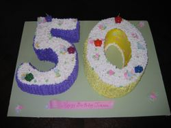 50 Was Never So Sweet!