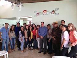 """Charla: """"Tips para el éxito"""". Conferencista PhD Franklin González"""