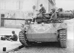 M18 Tank Destroyer.