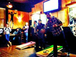 Cornhole Bar Weekly Contest