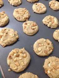 Hawaiian Honey Moon Cookies