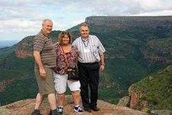 At Blyde River Canyon