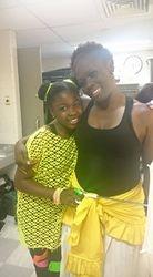 Mother & Daughter DAncers