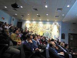 Delegates at the ENT Masterclass, London