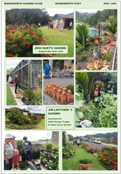 Jeni Hart's garden