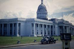 327 Colombo City Hall Sri Lanka