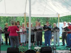 Glasgow United Methodist Church Choir